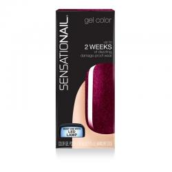 Color gel merlot