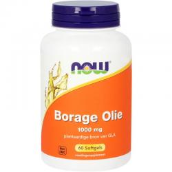 Borage oil 1000 mg