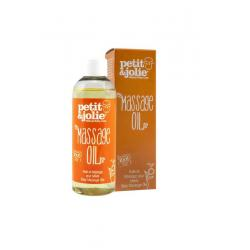 Baby massage oil