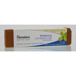 Tandpasta botanical whitening complet c peppermint
