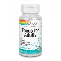Focus for adults L-tyrosine...