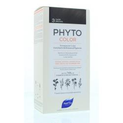 Phytocolor chatain France 3