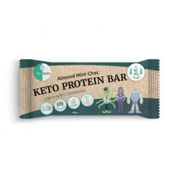 Bar mint chocolate cashew bio