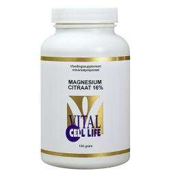 Magnesium citraat 160 mg poeder